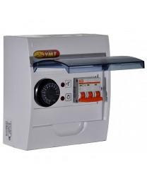 Пульт управления электрокаменкой ПУЭКМ-12 (пласт.короб)
