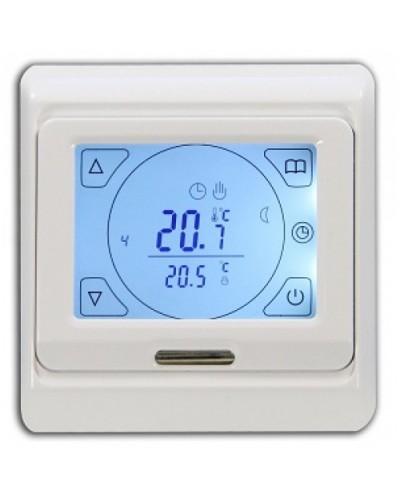 Термостат элект.  сенсорный для пола Е91.716