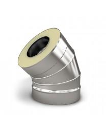 Отвод 45 гр 150/210 0,8 ТиС
