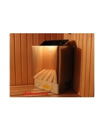 Электрокаменка ЭКМ 1-18 кВт LUX