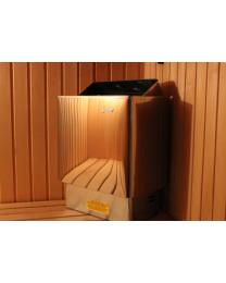Электрокаменка ЭКМ 1-12 кВт LUX