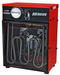 Тепловентилятор КЭВ-1,5 Turbo